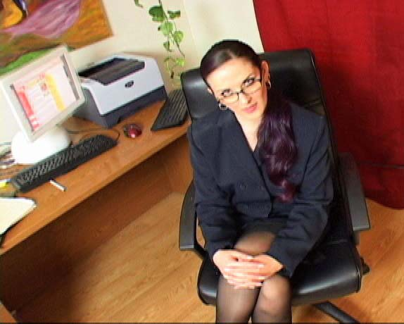 Office Humiliation Masturbation Instruction