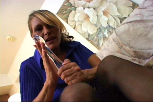 Debi Controls Your Cock Sexy Teasing MI