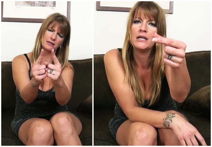 Princess Maya`s Tease and Denial Masturbation Instruction